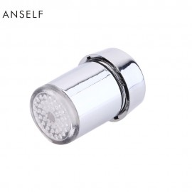 Anself 7 Colors Changing Glow LED Light Water Stream Faucet Tap